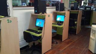 Muebles Box Pc Para Cyber - Precio Por Unidad