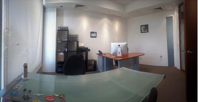 Oficina Dedicada Y Amueblada En Santa Fe 28 M2