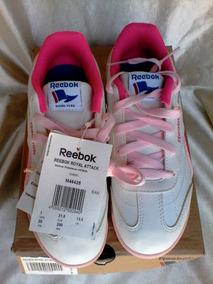 Zapatos Reebok Royal Attack Talla 31.5 Eur, Nuevos Original
