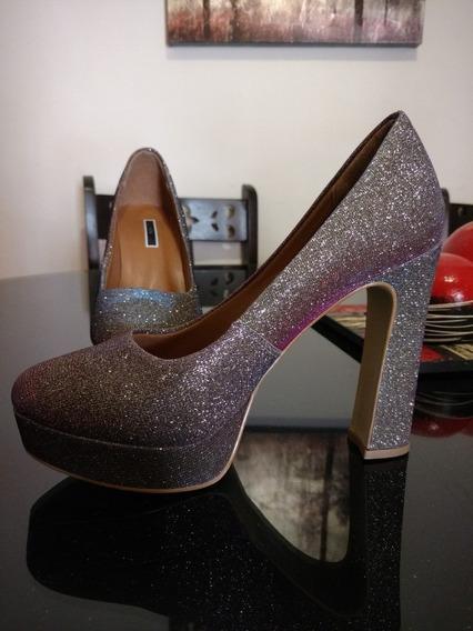 Zapatos Via Uno Numero 38