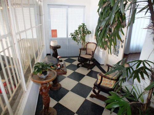 Casa Com 4 Dorms, Campo Grande, Santos - R$ 2.3 Mi, Cod: 1459 - A1459