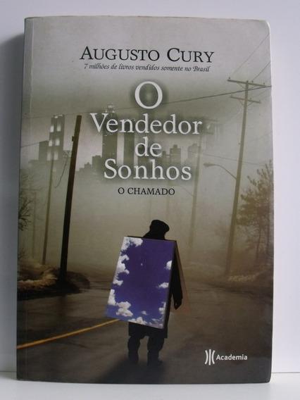 Livro O Vendedor De Sonhos O Chamado Augusto Cury