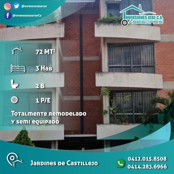 Apartamento En Venta Jardines De Castillejo Guatire