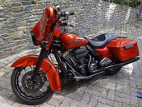 Imagen 1 de 15 de Harley Davidson  Streetglide