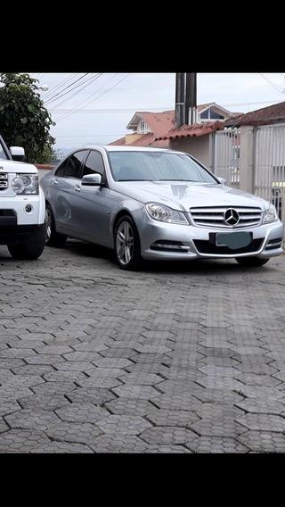 Mercedes-benz Classe C 1.8 Cgi Classic Special 4p 2012