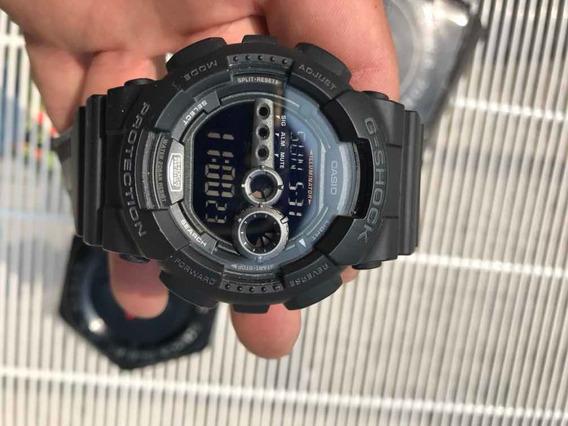 Reloj Casio G-shock Gd-100-1bcr
