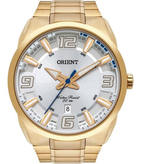 Relógio Orient Masculino Original Garantia Nota Mgss1178s2kx