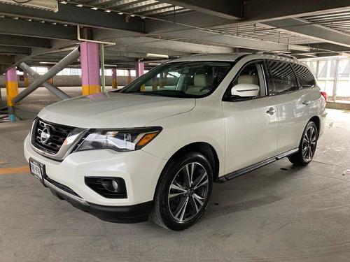 Imagen 1 de 15 de Nissan Pathfinder 2017 3.5 Exclusive 4x4 Cvt