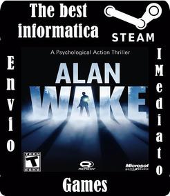 Alan Wake Steam Cd Key Digital