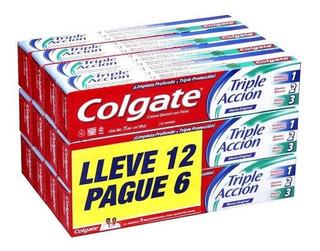 Pack Pasta Dental Colgate Triple Acción 75ml 12ud/superstore