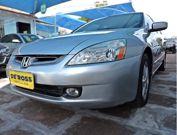 Honda Accord Sedan Ex-at 3.0 V-6 24v 4p 2004
