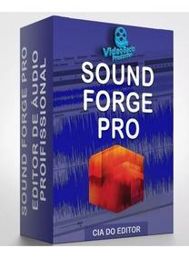 Sound Forge Pro 11 + Wave Hammer 1.0