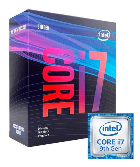 Processador Intel Core I7-9700f 3.0ghz Lga1151 9ºger S/video