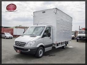 Sprinter 311cdi Street Baú 2016 Cargo