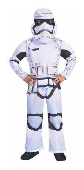 Disfraz Star Wars Stormtrooper Original New Toys Con Luz