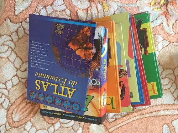 Livros, Língua Portuguesa, Biologia E Química, Física Inglês