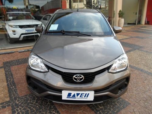 Imagem 1 de 10 de Toyota Etios Sedan Xs 1.5 Mec