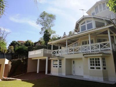 Casa Em Granja Viana, Cotia/sp De 427m² 5 Quartos À Venda Por R$ 750.000,00para Locação R$ 2.780,00/mes - Ca120344lr