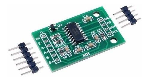 Celula De Carga 5 Kg - Sensor De Peso + Placa Hx711