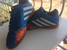 Zapatos Niño adidas Futbol Sala Talla 34