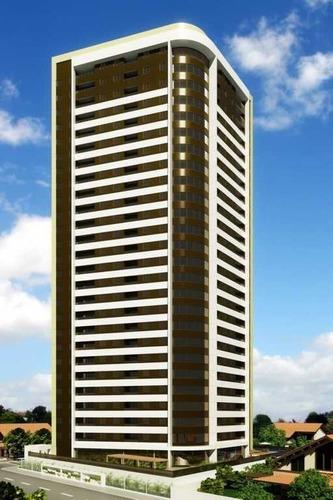 Imagem 1 de 13 de Apartamento À Venda, 63 M² Por R$ 358.000,00 - Estados - João Pessoa/pb - Ap0512