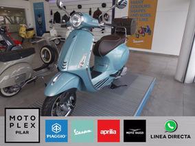 Vespa Primavera 150i Abs 70 Aniv. Motoplex Pilar 0 Km 2017.