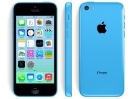 iPhone 5c Apple Ios - 8 Gb Azul Seminovo