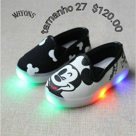 Tênis Infantil Mickey