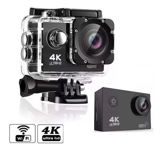 Action Camera Sports Pro Ultra 4k Hd 1080p Wifi