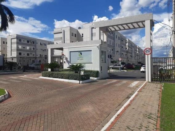 Apartamento Em Condominio Chapada Dos Sabias, Em Cuiaba