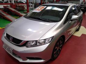 Honda Civic Exr 2.0 2015/2016 Automático