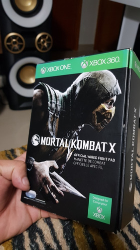 mortal kombat x para xbox 360