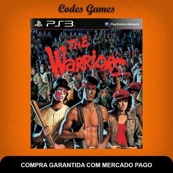 The Warriors - Clássico Do Ps2 - Ps3 - Pronta Entr