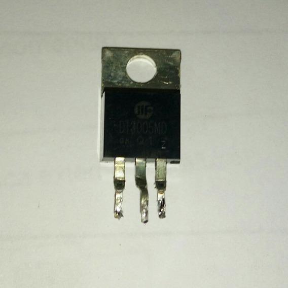 Transistor D13005md
