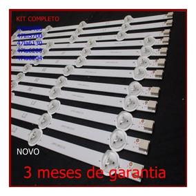 Kit Barra De Led Tv 47la6130 Modelos Lg 12 Barras Novo
