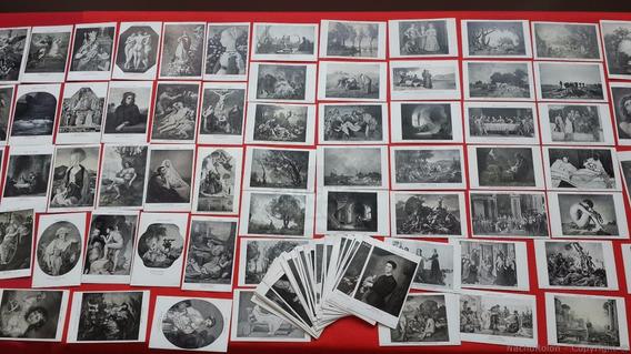 Tarjetas Postales Antiguas Museo Del Louvre París Arte