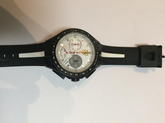 Relógio Ferrari Scuderia 0830224 Racing Original