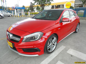 Mercedes Benz Clase A Amg