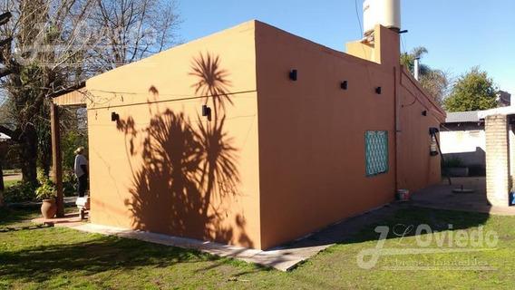 Casa Con Hermoso Jardín Apto Credito En San Miguel