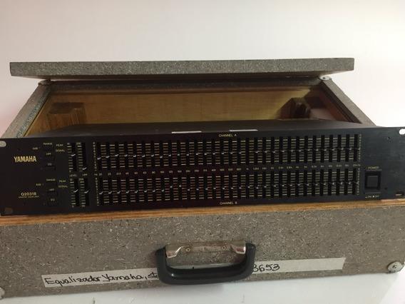 Equalizador De Áudio Yamaha #711005