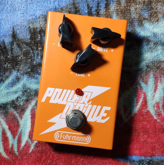 Fuhrmann Pd02 Power Drive - Willaudio