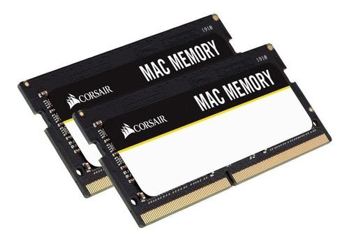 Kit Memória 64gb 2666mhz Para Note Corsair Mac Memory iMac