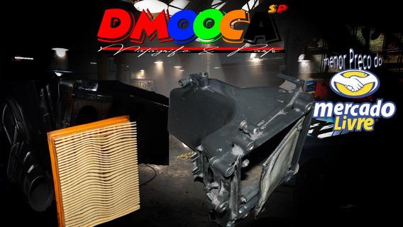 Sistema Filtro De Ar Cg 150 Titam Ks Mix 2009 Original