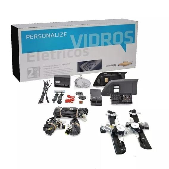 Kit Vidro Elétrico Dianteiro Onix 13/16 - 52056166