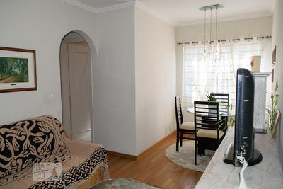 Apartamento No 14º Andar Mobiliado Com 2 Dormitórios E 1 Garagem - Id: 892933046 - 233046