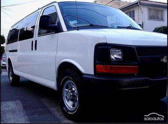 Chevrolet Express Ls 15 Pas 2013