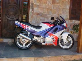 Cbr 450 Sr Moto Honda Esportiva Impecável 36800 Km