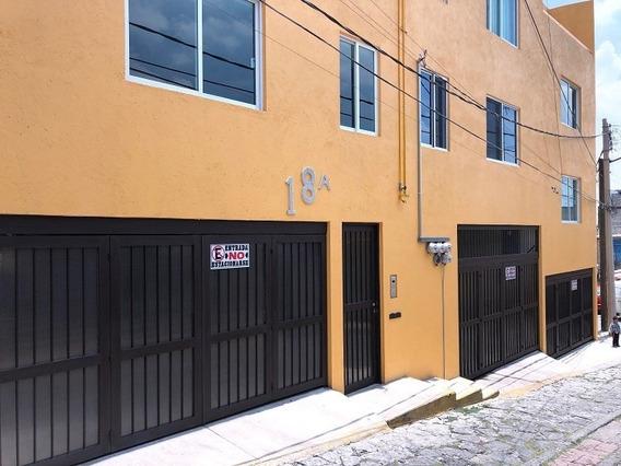 Departamento En Venta Magdalena Contreras La Magdalena Priva