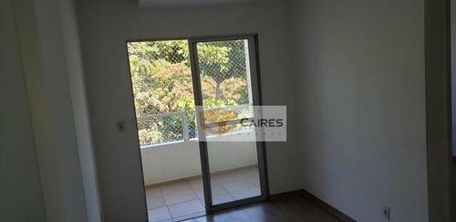 Apartamento Com 2 Dormitórios À Venda, 57 M² Por R$ 270.000,00 - Jardim Nova Europa - Campinas/sp - Ap7269