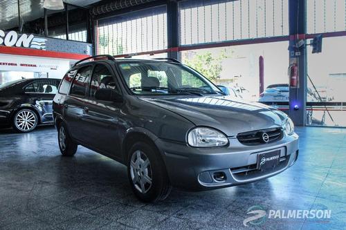 Imagen 1 de 11 de Chevrolet Corsa 1.6 Gl Aa Dh Sw 2005